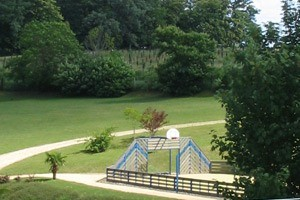 basketball football pitch