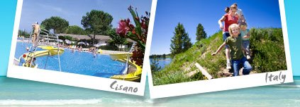 Camping Cisano park review