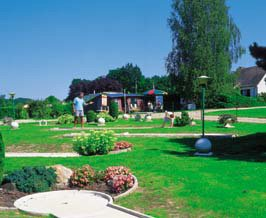 Ferme de la Fee holiday park