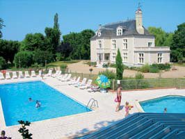 Le Chateau des Marais holiday park