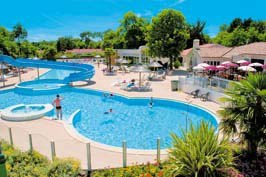 Les Biches holiday park